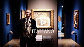 James Bradburne video italiano