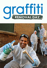 Image of Graffiti Removal Day