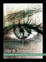 April Life and Leisure Magazine Cover