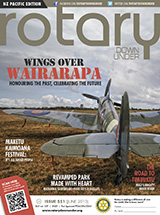 Rotary Down Under Cover June Issue