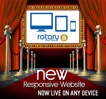 Rotary Down Under Home page