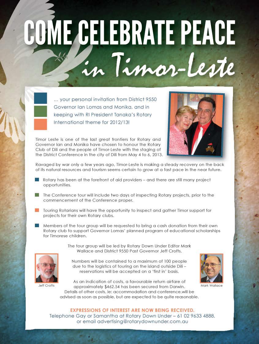 Timor Leste Conference