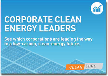 SEE OUR LATEST CORPORATE CLEAN ENERGY RANKINGS