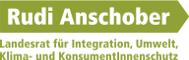 Rudi Anschober - Logo