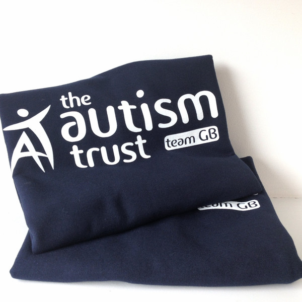Support the Autism Trust by sporting one of the 2013 Limited Edition Hoodies