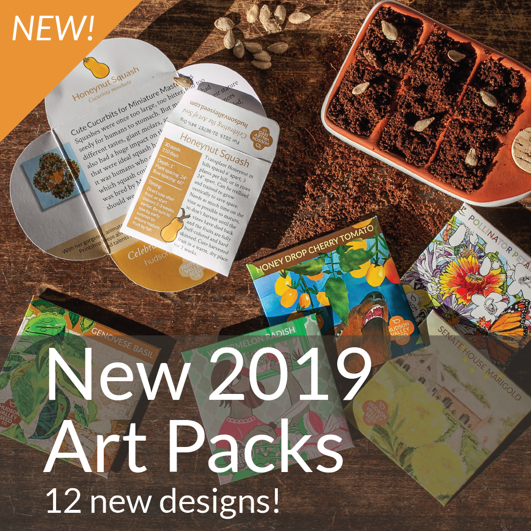 New 2019 Art Packs