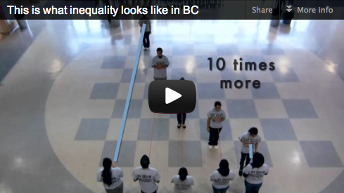 This is what inequality looks like in BC