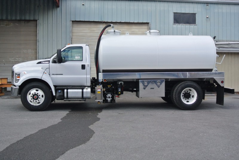 2500 Septic Truck
