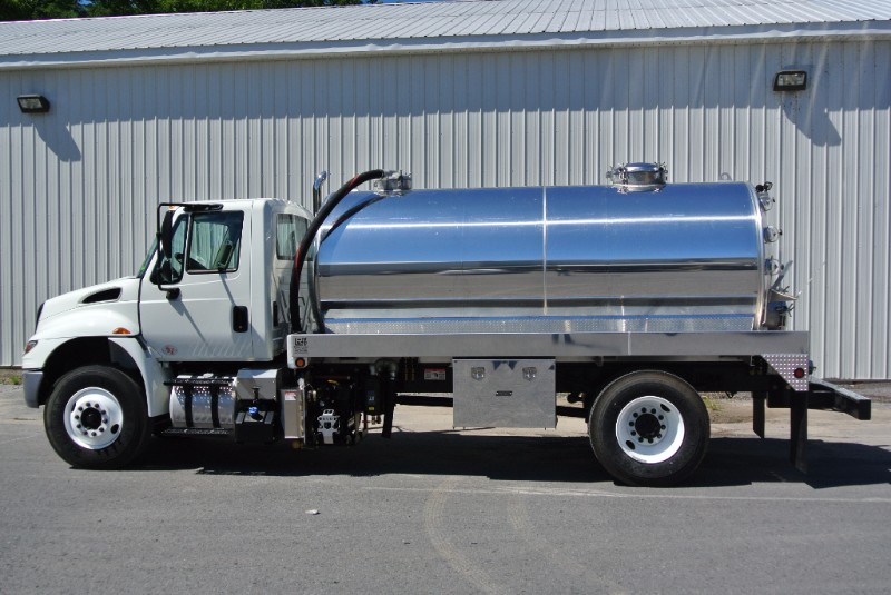 2500 Septic Truck