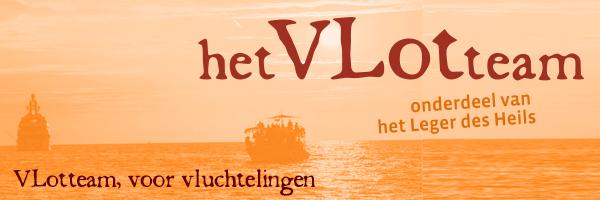 kop stichting VLot, voor vluchtelingen in de knel