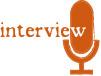 interview pictogram