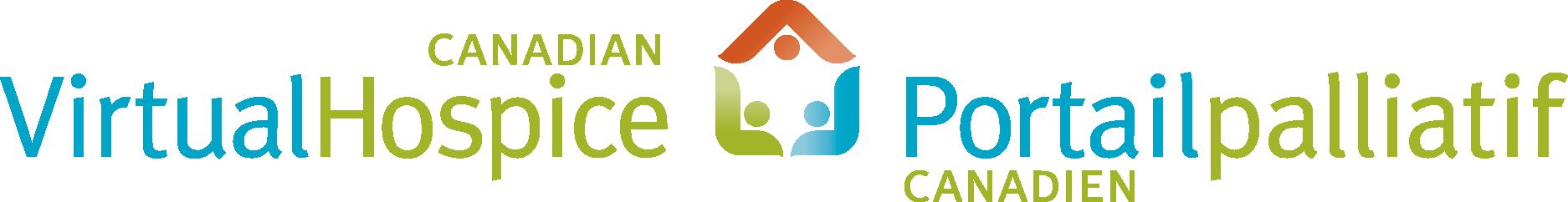 Virtual Hospice bilingual logo