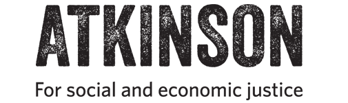 Atkinson: For social and economic justice