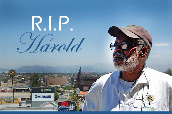 OCT 16 & 17 :: Viewing and Funeral Service Schedule for Beloved Friend, Harold Hambrick