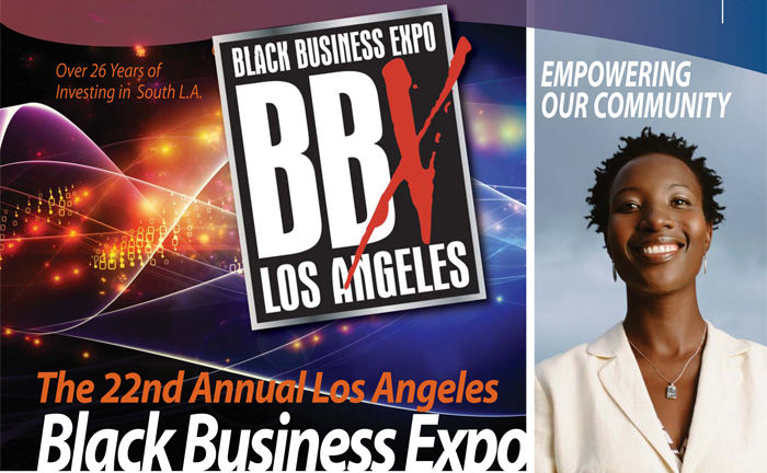 MAY 22 :: 22nd Annual Los Angeles Black Business Expo at the The Hangar at West Angeles