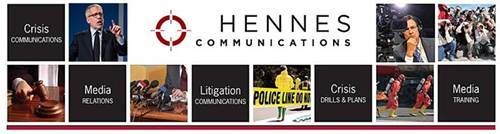 Hennes Communications https://www.crisiscommunications.com