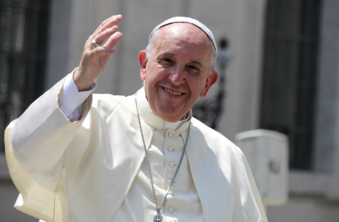Påve Franciskus och religionsdialog