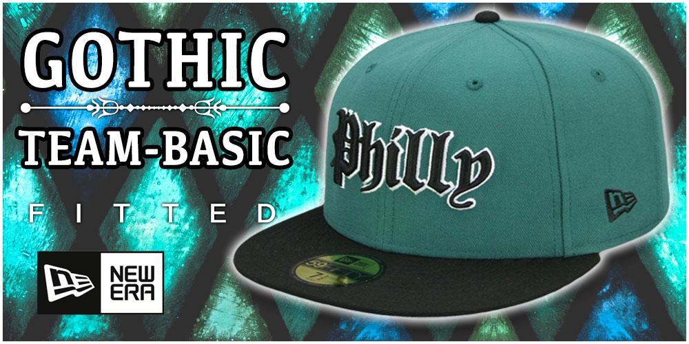 Gothic Team-Basic Hats