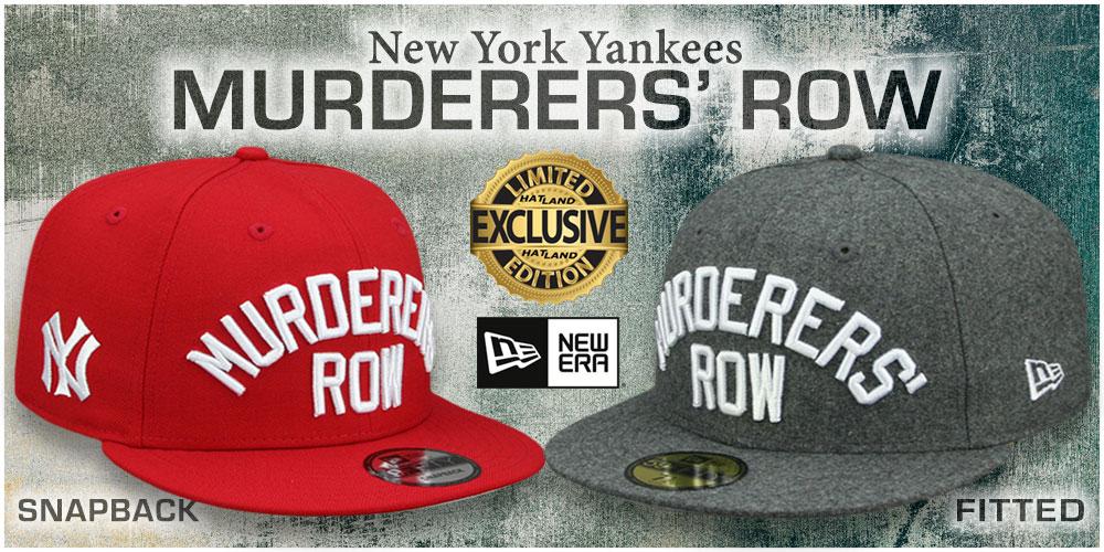 Murderers' Row Hats