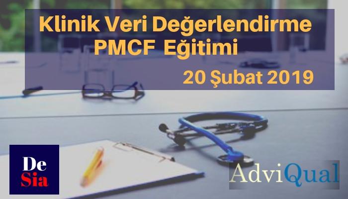 AdviQual ve DeSia 'nın KVD, PMCF Eğitim Görseli