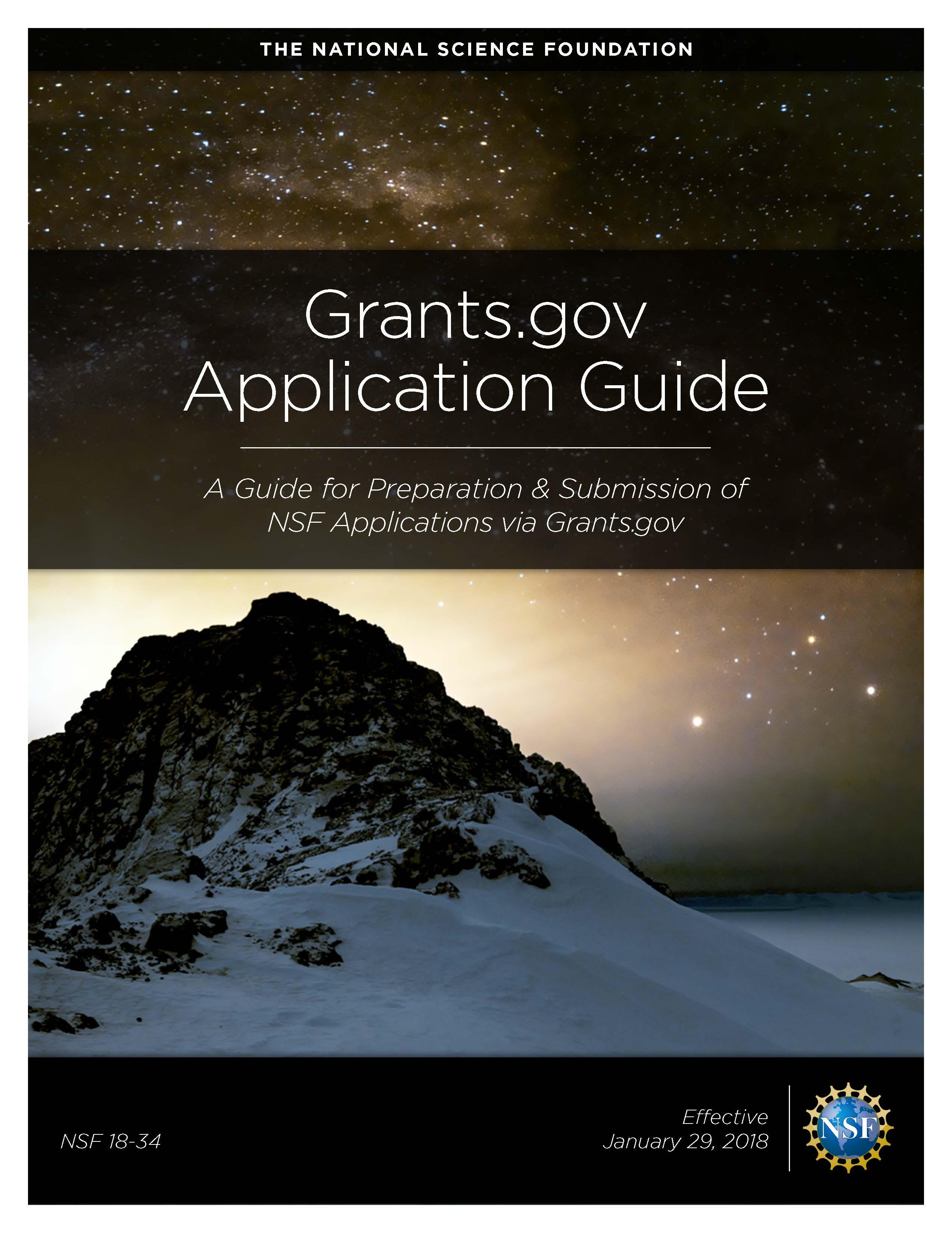 Grants.gov App Guide