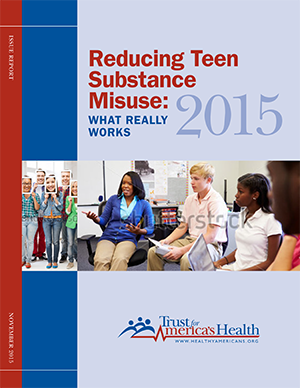 Reducing Teen Substance Misuse: What Really Works