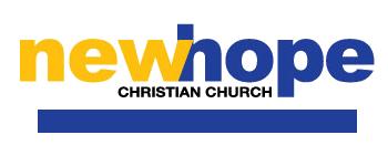 New Hope Christian Church Newsletter Sign Up