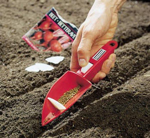 hand seeder for flower seeds and vegetable seeds