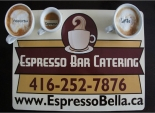 Espresso & Coffee Bar Catering