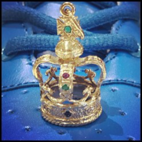 Crown Jewels Pendant