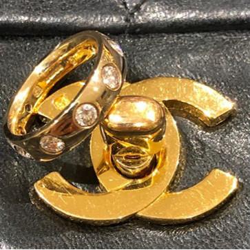 Garrard Diamond Ring
