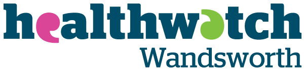 Healthwatch Wandsworth Header