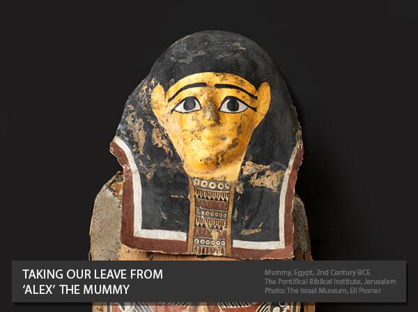 A Mummy in Jerusalem  Secrets of the Afterlife