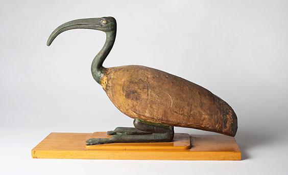 Coffin of Ibis, Egypt, 3rd century BCE