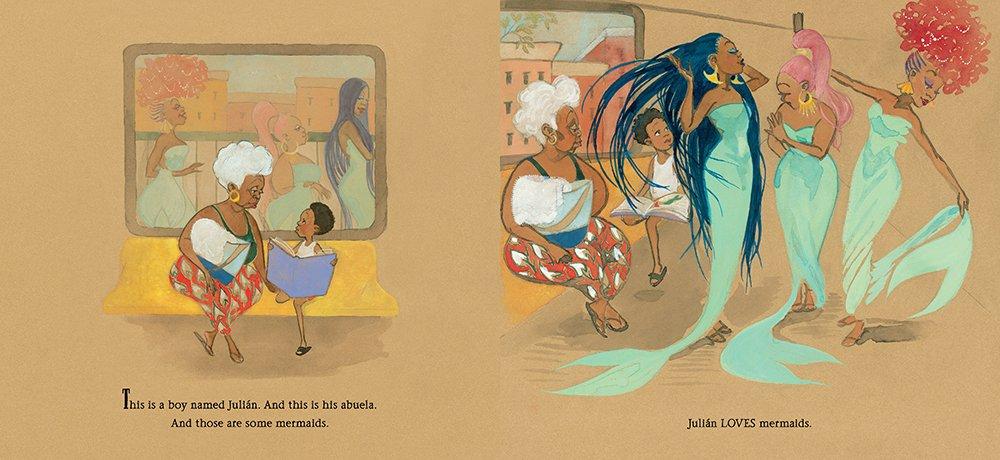 Julian Is A Mermaid Jessica Love