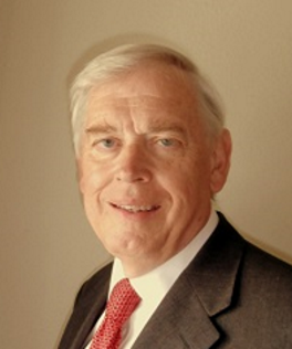 Peter Williams CBE, Chair of NORAH