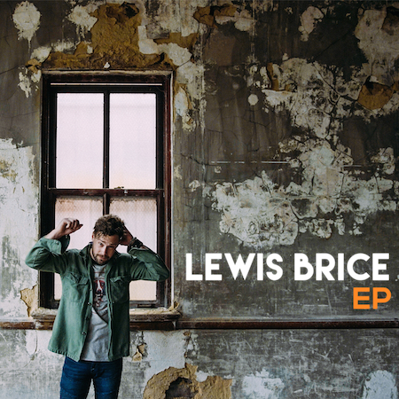 Lewis Brice EP cover