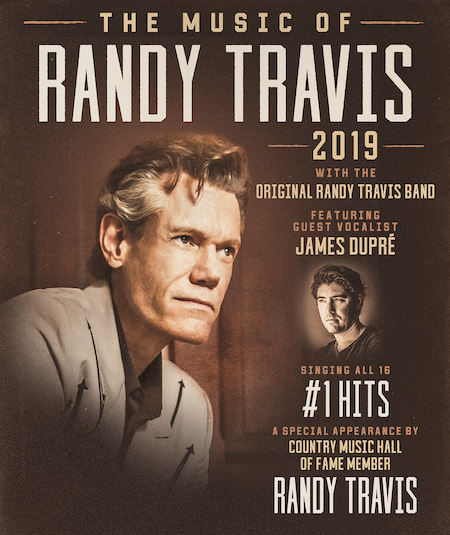 Music of Randy Travis Tour