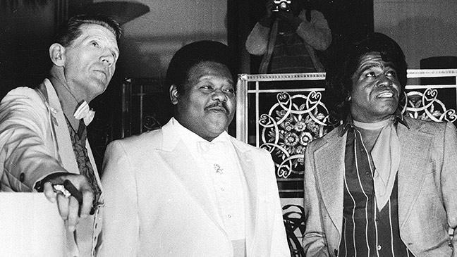 JLL, Fats, James Brown
