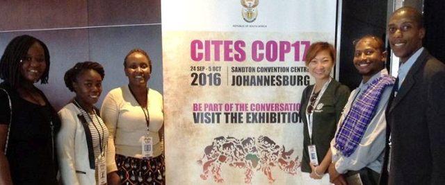 CYNESA AT CITES - Johannesburg