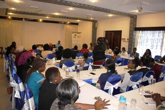 Multi-faith Women Leaders' Advocacy Training #UnbottleMyEvent