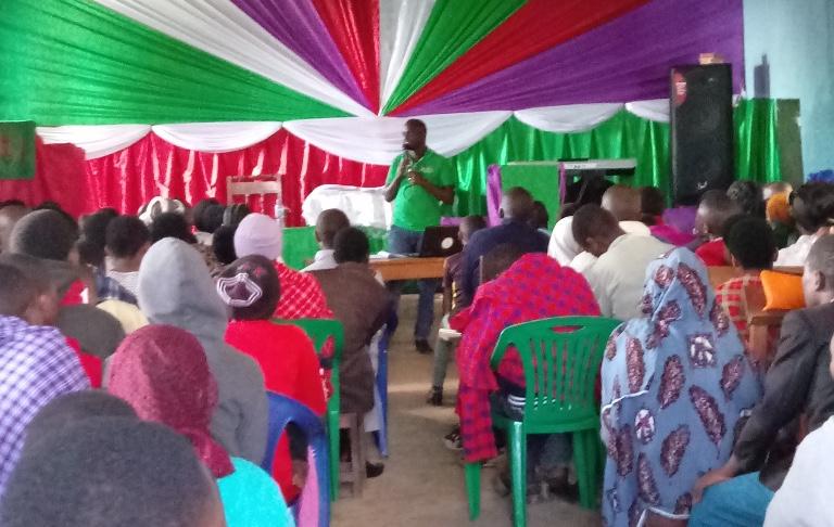World Environment Day in Makesa Parish