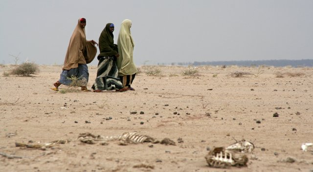 Drought and Famine in East Africa