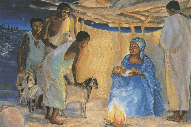 Africa - Jesus Nativity