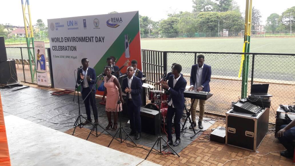 La célébration de la Journée Mondiale de l'Environnement au Rwanda