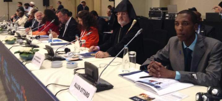 CYNESA At The World Humanitarian Summit