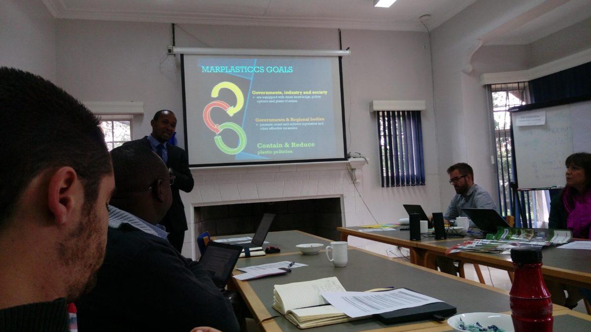 MARPLASTICCs Project Inception Workshop