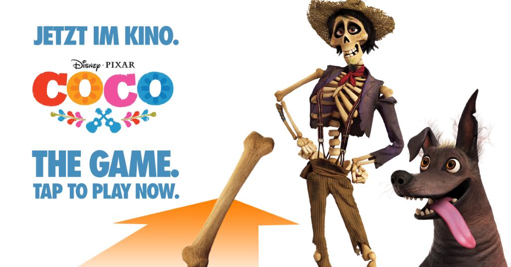 Disney Coco Game