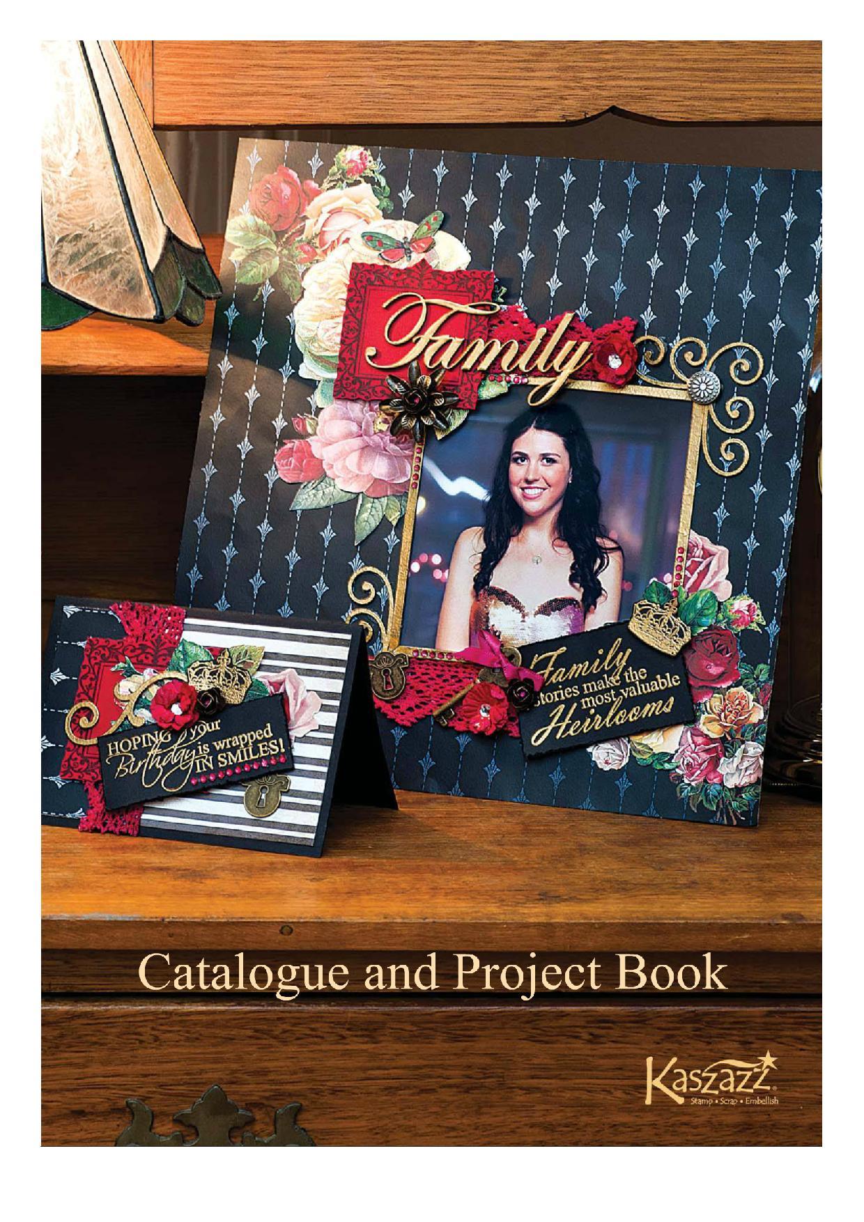 Kaszazz Catalogue