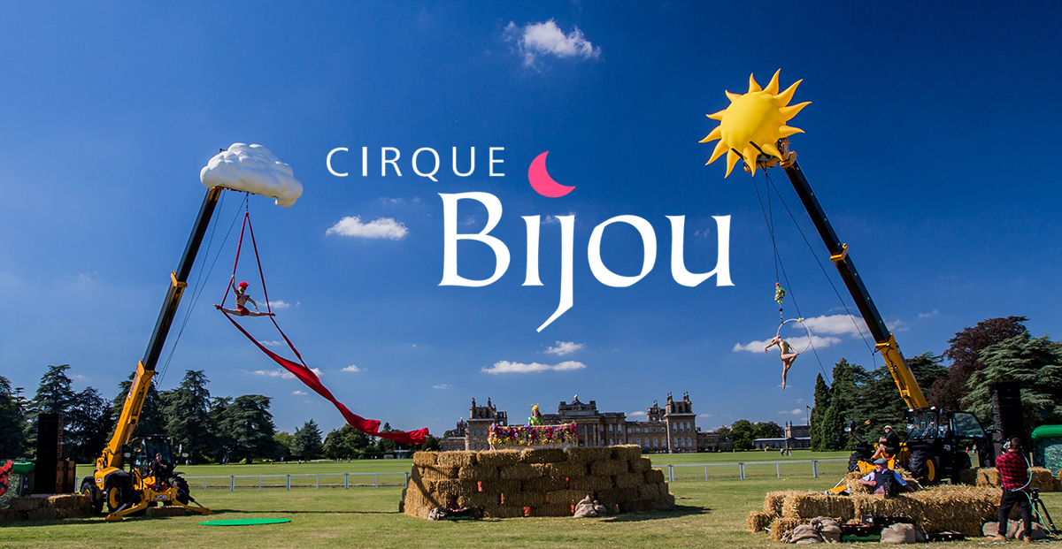 See Cirque Bijou in action this summer!